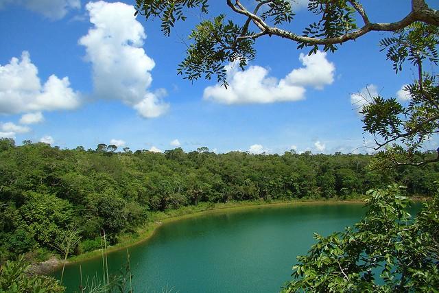 A Lagoa Encantada é hoje uma área de Proteção Ambiental