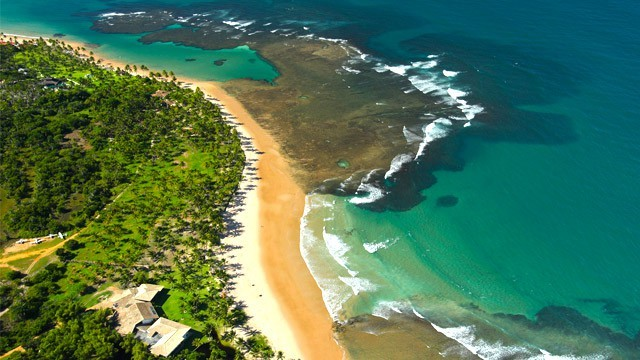 Piscinas naturais e praias desertas fazem da Península de Maraú um refúgio imperdível