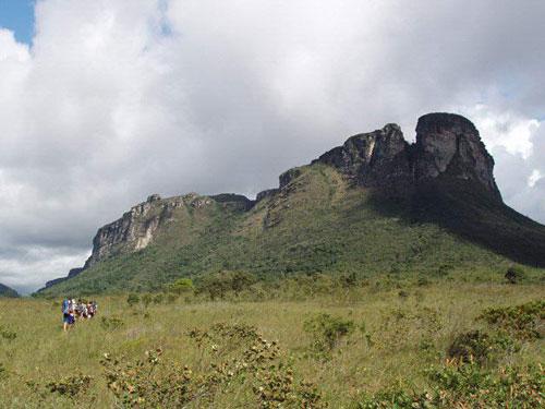 Trekking até o Pico das Almas, do Barbado e do Itobira