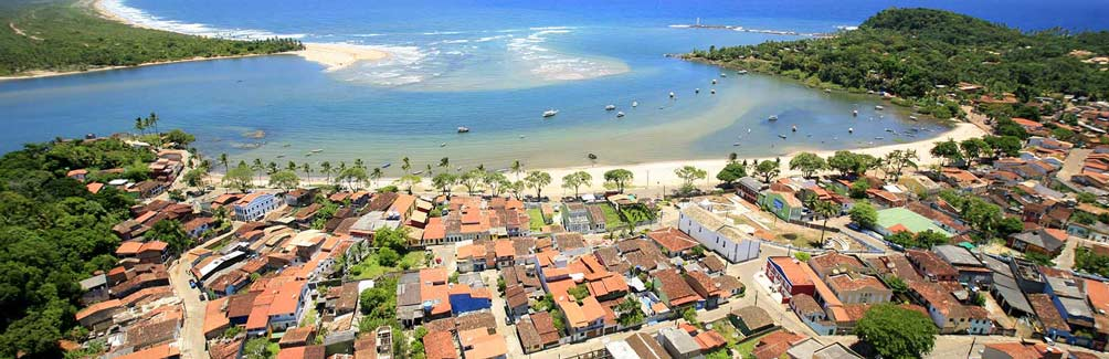 Vídeo de Itacaré mostra um cenário exuberante da Bahia