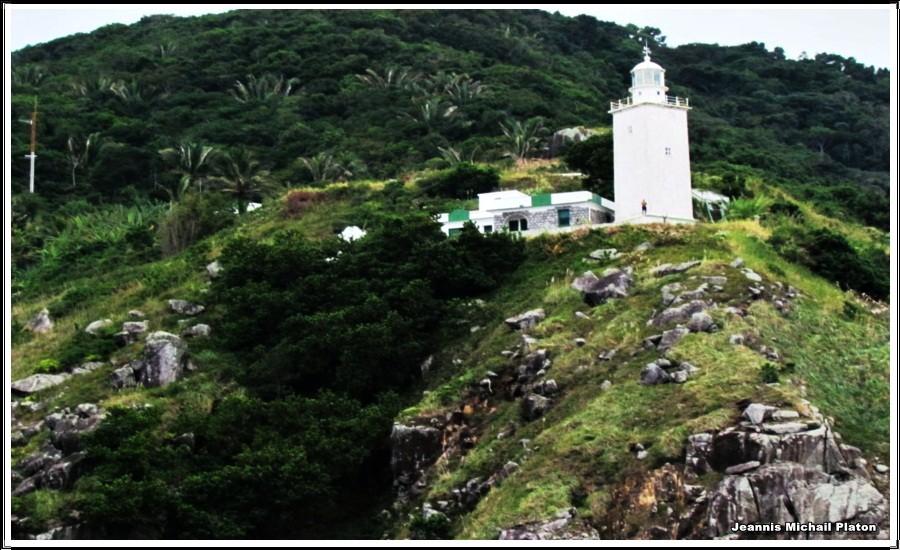 Farol Ponta do Boi em Ilhabela