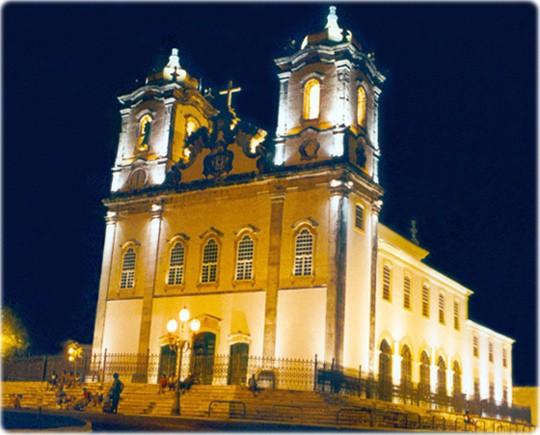 História da Igreja de Nosso Senhor do Bonfim em Salvador