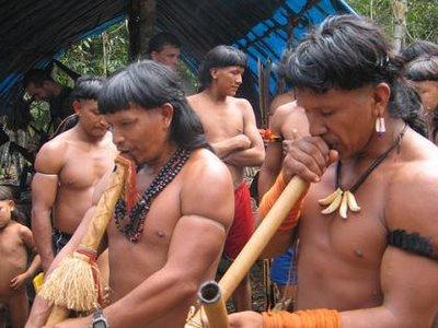 Índios na Bahia