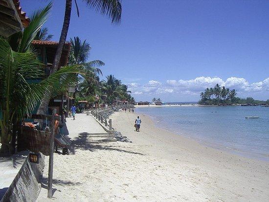 Pousadas e Hotéis na Costa do Dendê