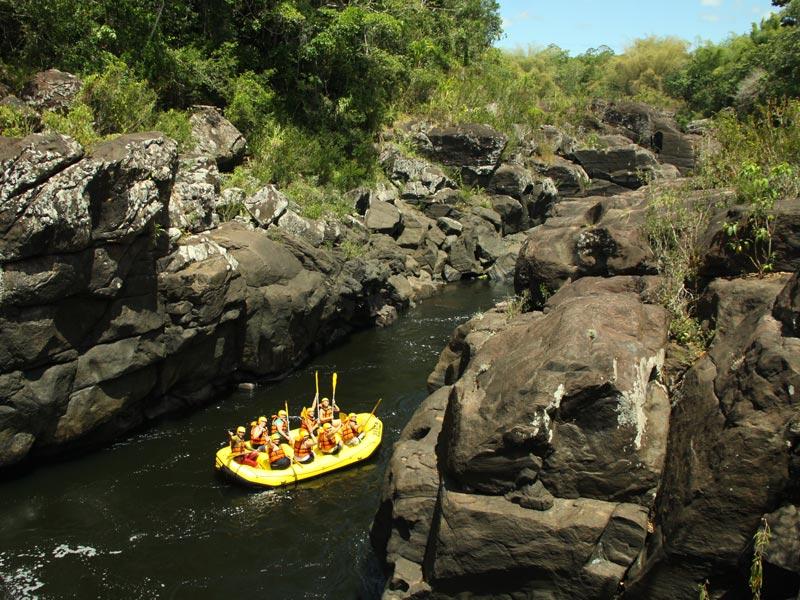 Rafting na Bahia