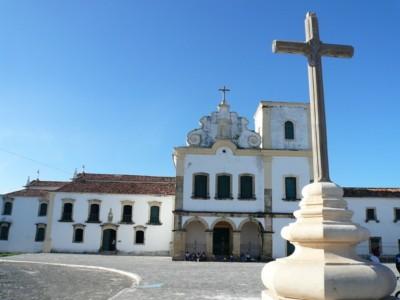 São Cristóvão desenvolveu-se de acordo com o modelo urbanístico portugues