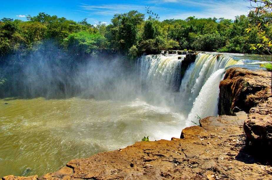 Parque Nacional da Chapada das Mesas e suas cachoeiras