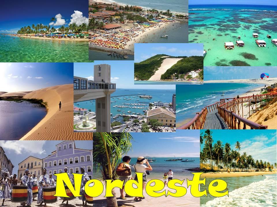 Principais Pontos de Turismo no Nordeste